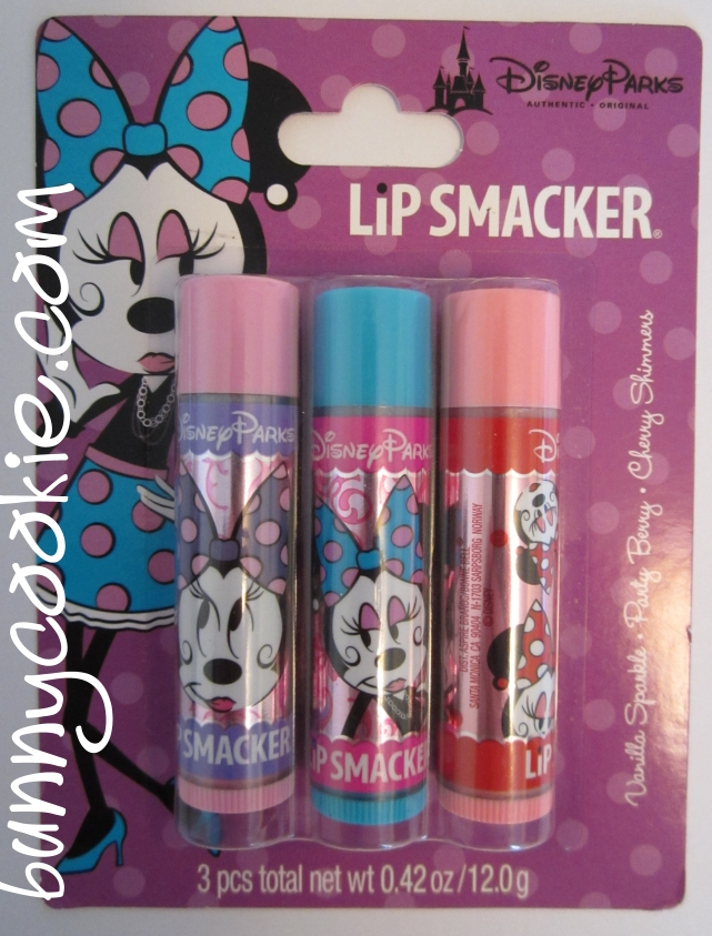 Lip Smacker - Minnie Mouse Trio
