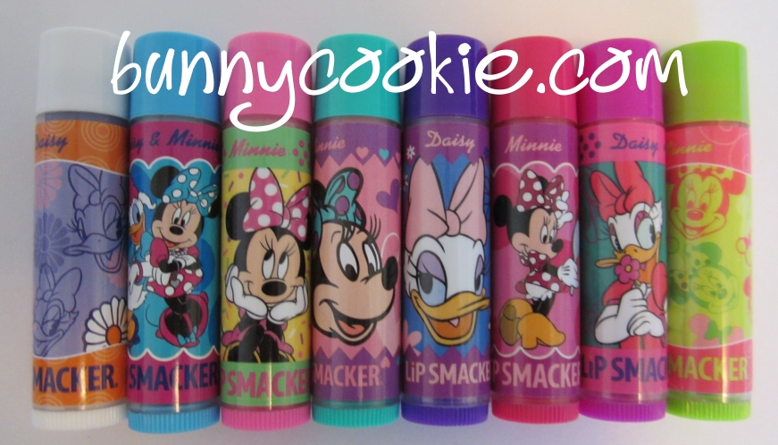 Lip Smacker - Minnie & Daisy Party Pack