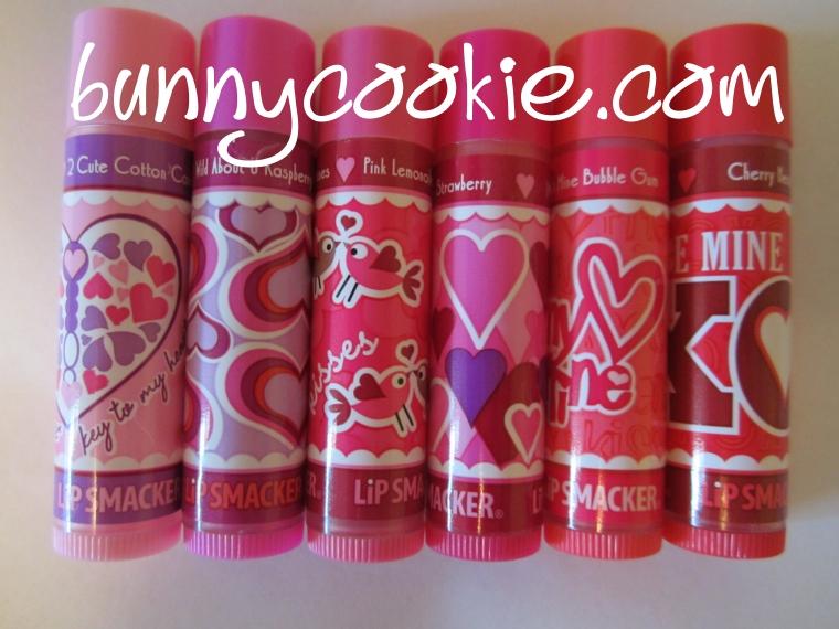 Lip Smackers - Valentines 2012