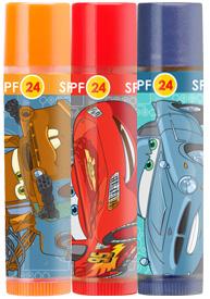 Pixar's Cars - Tow-tally Orange, Revved  Up Raspberry, Vroom Vroom Vanilla