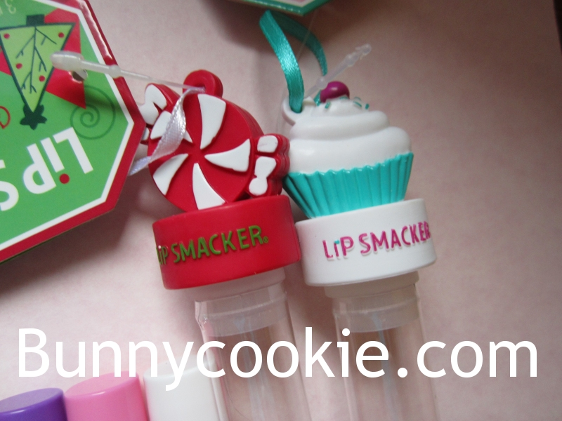 Lip Smacker - Holiday Toppers 2012