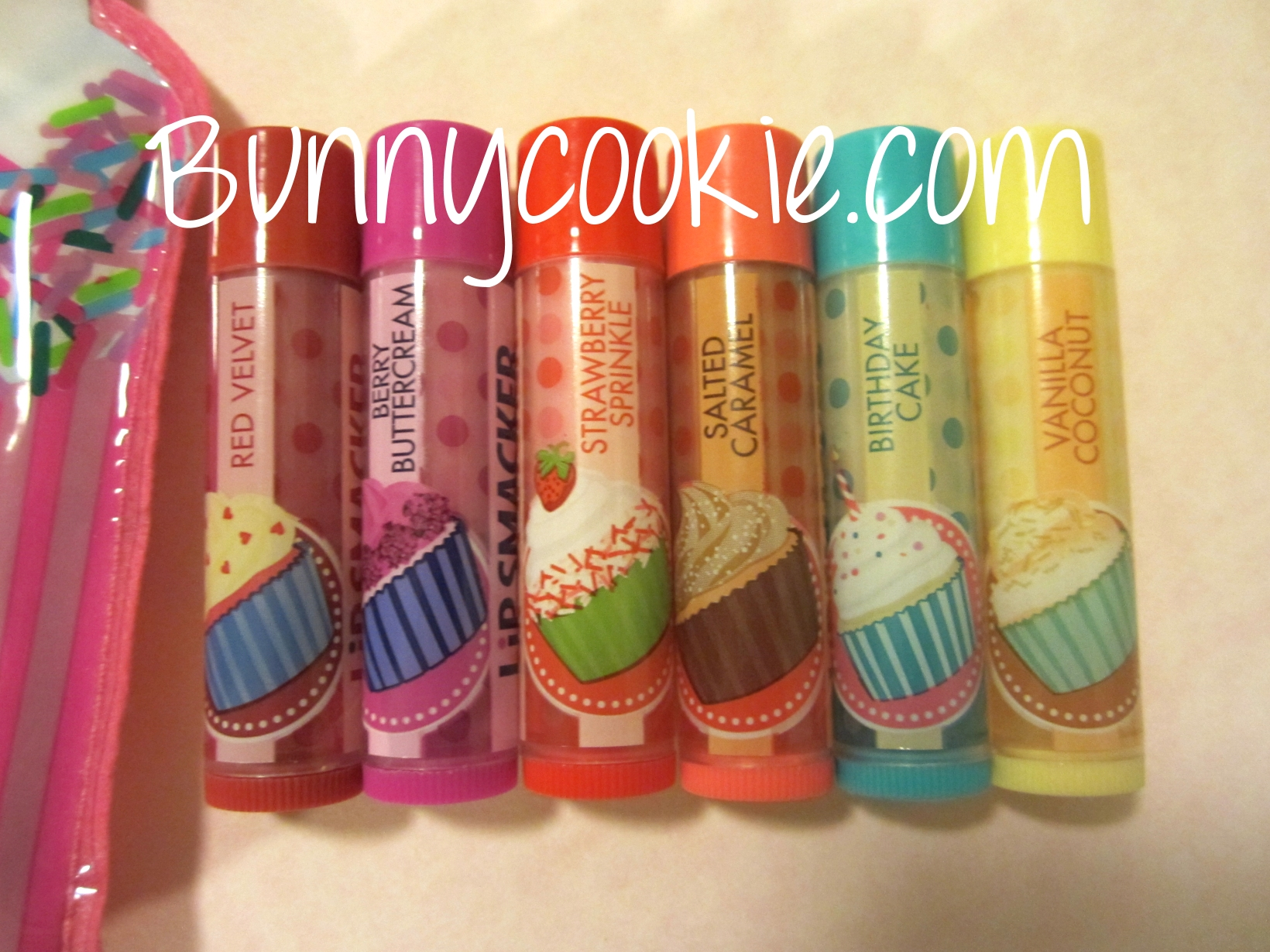 Strawberry Cupcake Lovers Collections Lip Smacker Collectors Blog