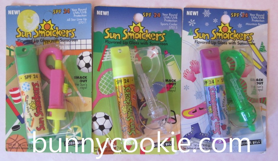 Sun Smackers - All-Star Lime Up, Melon Patch, Mountain Berry
