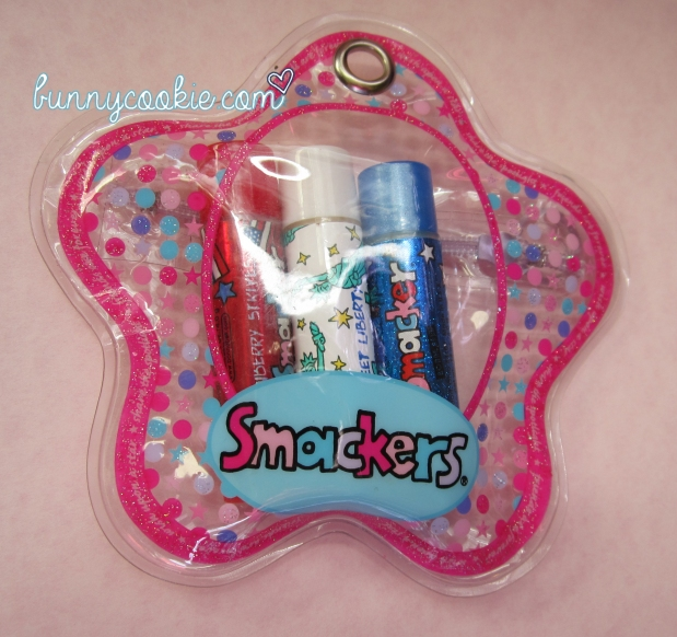 September 11th Lip Smackers