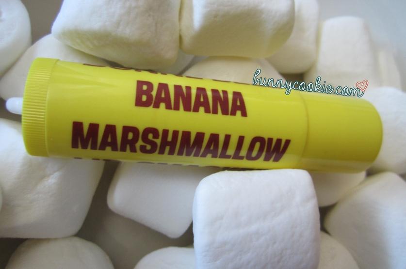 Banana Marshmallow