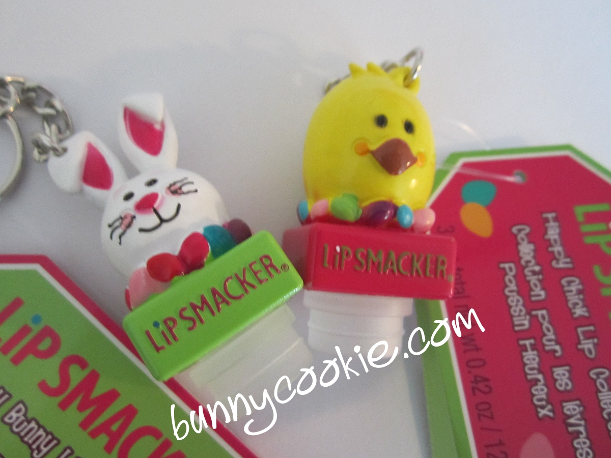 Lip Smacker - Easter Key Chains