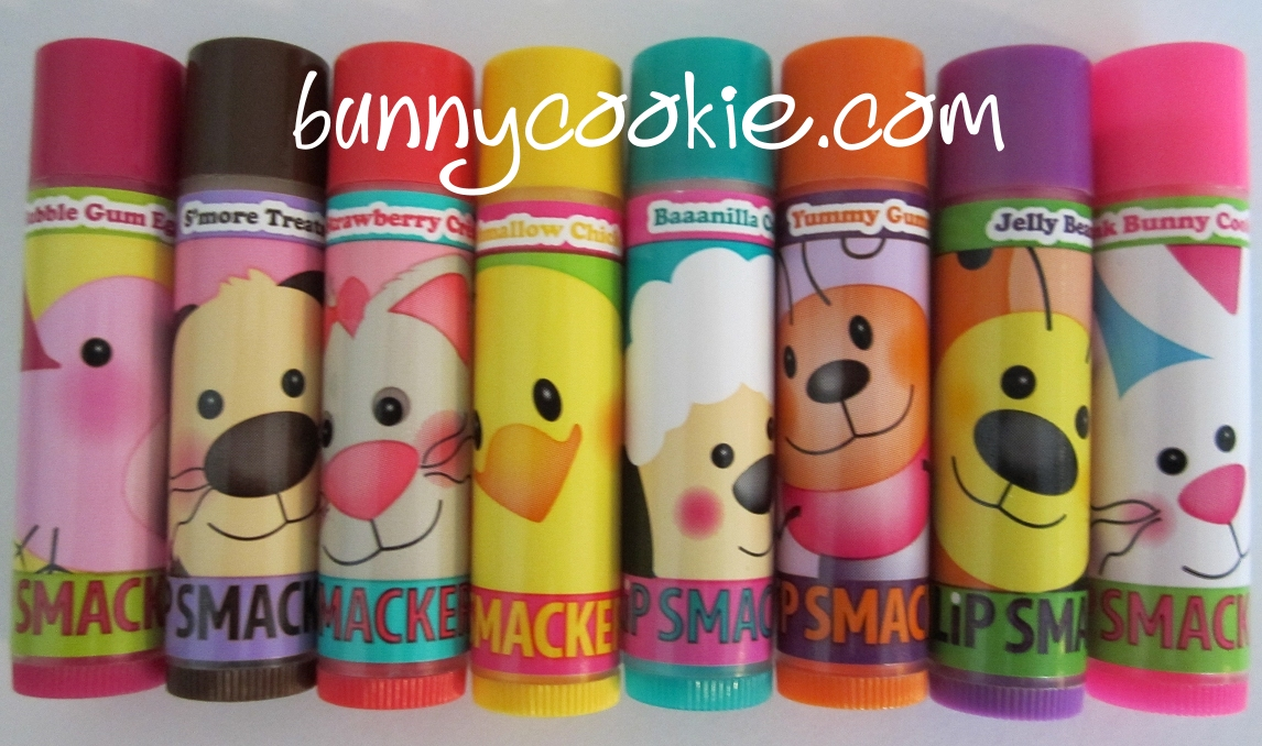Lip Smacker - 2012 Easter