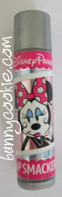 Lip Smacker - Minnie Mouse - Spun Sugar Shine