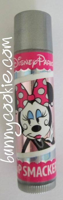 Lip Smacker - Minnie Mouse - Spun Sugar Shine