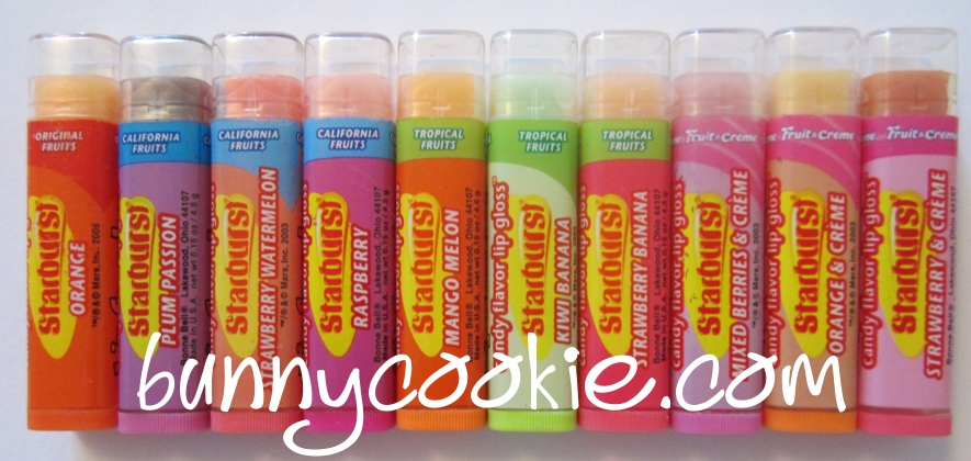Lip Smacker - 2003 Starburst