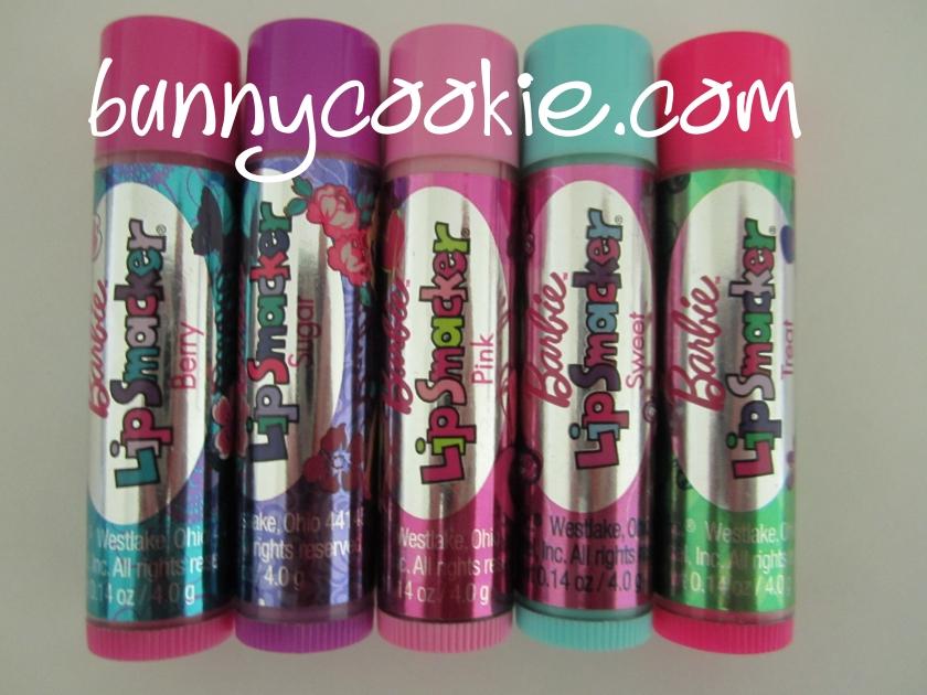 Lip Smacker - Barbie