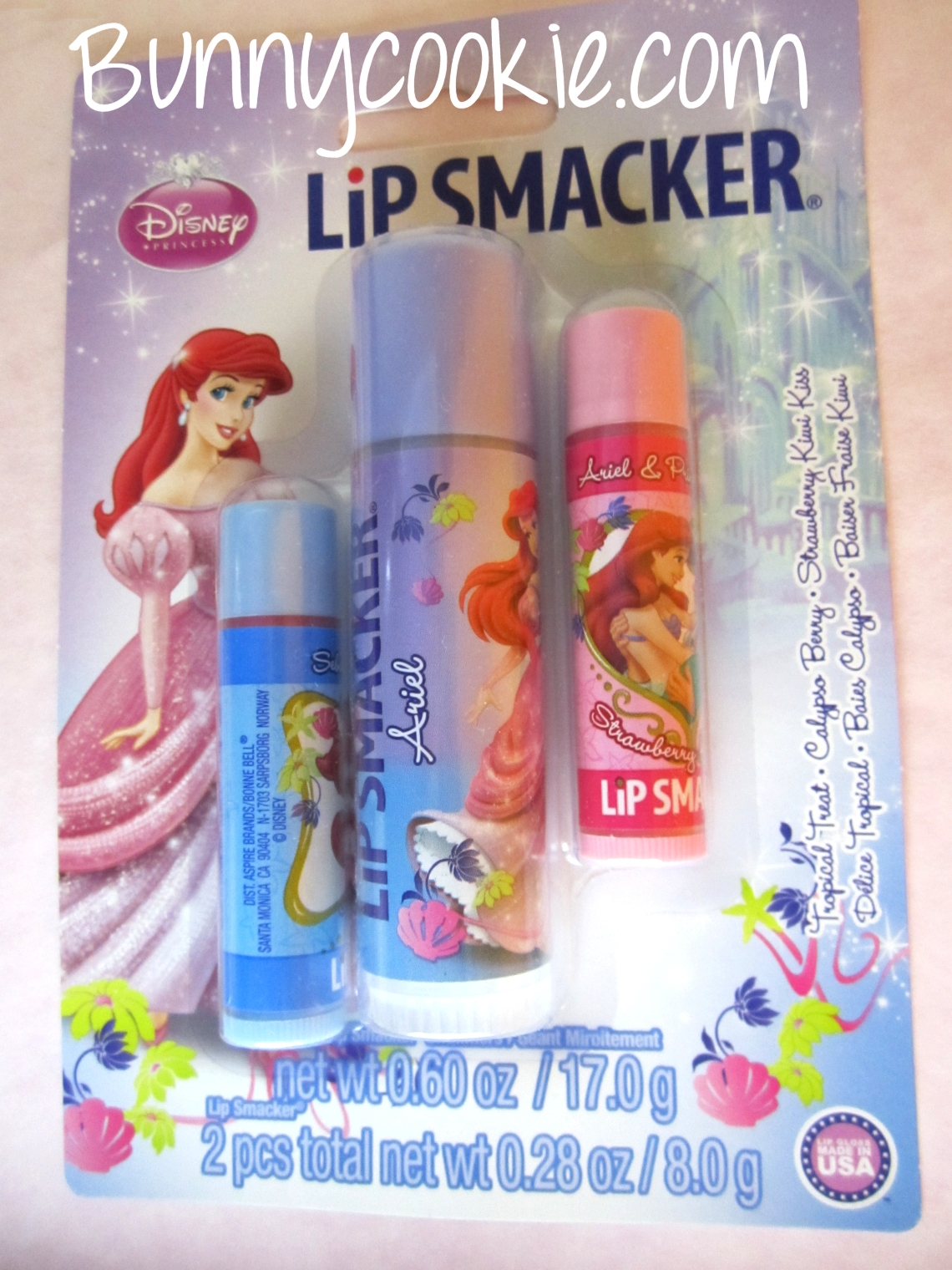 Lip Smacker - Ariel Biggy Trio