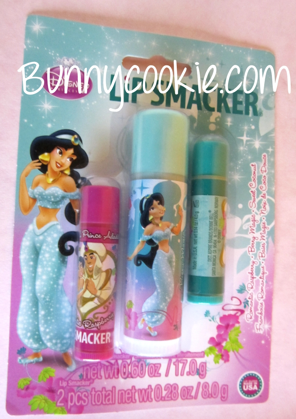 Lip Smacker - Jasmine Biggy Trio