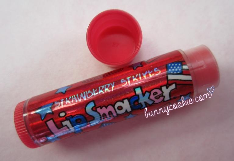 Strawberry Stripes