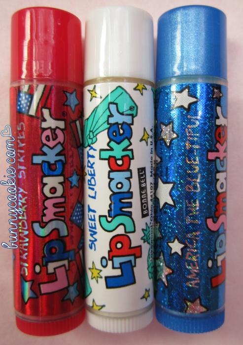 September 11th Lip Smackers